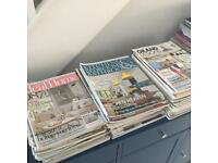 Over 40 House Magazines £5 the lot