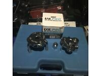 Brand new 2 pce oil filter claw set