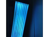 8 TUBE FOLDING SUNBED