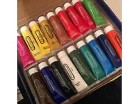 Almost new Boldmere acrylic paint