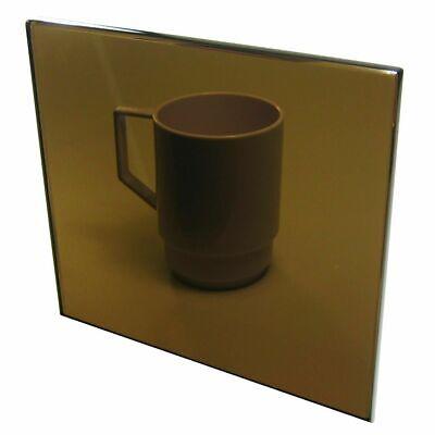 18 3mm 12x24 Dark Tinted Bronze Acrylic Plexiglass Sheet 2370 Azm