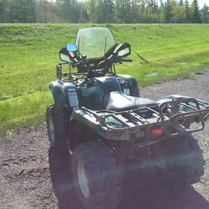 2007 Yamaha Grizzly 700 EPS -
