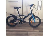 """16"""" Boys Bike - Decathlon Jack Pirabike"""
