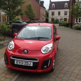 2013 CITROEN C1 AUTO VTR Only 10000 miles MOT till March 18 immaculate Condition Annual Tax £20