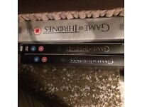 Game of thrones season 1-3 watched once