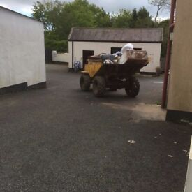 Thwaites 5/6 ton dumper