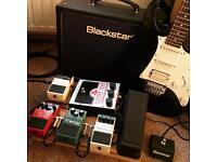 Guitarist seeking other musicians