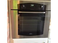 Fitted Belling Synergie Oven