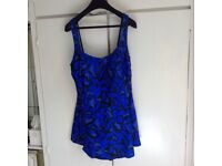 Ladies size 26 skirted swimsuit.