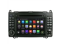 Android 5.1 Car Sat Nav DVD GPS For Mercedes Benz Vito Viano/Vito/ B/A class /Volkswagen Crafter