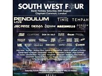 SW4 Saturday Ticket