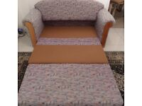 Sofa Bed for sale. No marks or stains, good condition.