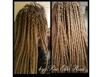 Pia Ellis Hair & Beauty - Qualified Mobile Hairdresser - Sew in Weaves, Braids, Plaits, Cornrows.