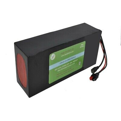 Aegis Battery 48V, 12Ah Li-ion Battery (PVC) for Scooters, E-bikes and more! for sale  Shipping to India