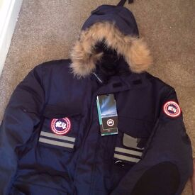 BARGAIN - MUST GO QUICKLY Canada Goose XL Parka Coat RRP £800+