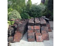 Free Clay Rosemary Tiles Mostly Blown