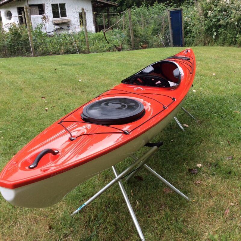 Hurricane Sojourn 135 Sea Kayak
