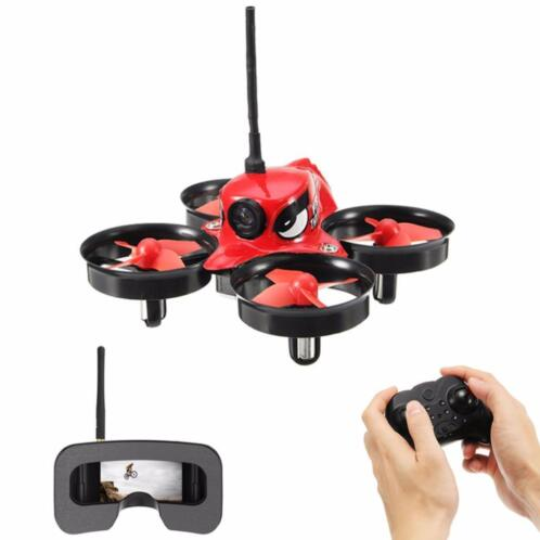 Eachine E013 1000TVL FPV camera quadcopter & VR006 FPV bril