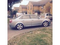 Audi A4 1.8T S-Line 190 * FULL SERVICE HISTORY * 122k MILES * CHEAPEST EXAMPLE ON THE INTERNET *