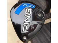 Ping G30 3wood
