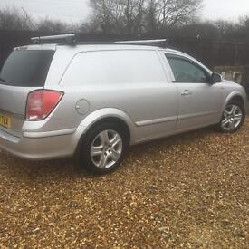 Vauxhall Astra 1.7 sportive