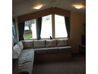 Caravan hire seton sands Dog friendly