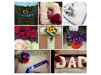 Flowers for Funeral orTribute