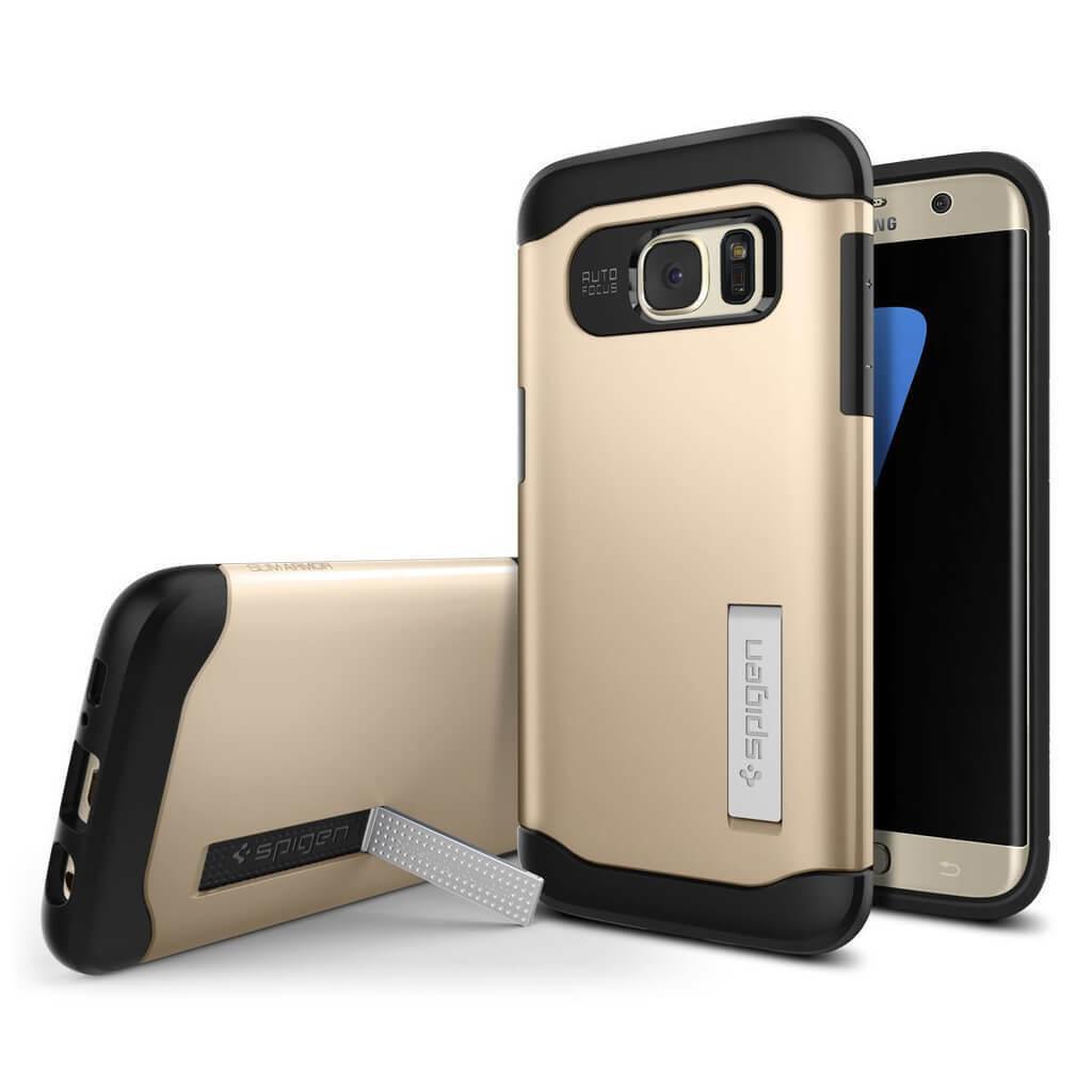 Spigen Slim Armor Dual Layer Case for Samsung Galaxy S7 Edge