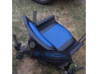 Preston 360 On Box Swivel Chair