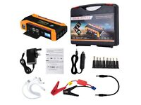 Brand New Car Jump Starter 14400mAh 600A Peak with LED Emergency lights,External Battery Charger