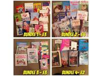 Children's book bundles - huge bundles!!
