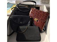Vintage handbags 👜