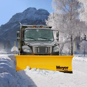 Brand New Meyer Snow Plow - Meyer Road Pro 32 Snowplow!