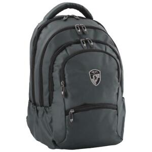 """Heys 20056-0047-00  CampusPac 15.6"""" Laptop Backpack - Charcoal (New Other)"""