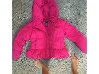 Girls Ralph Lauren coat age8-10