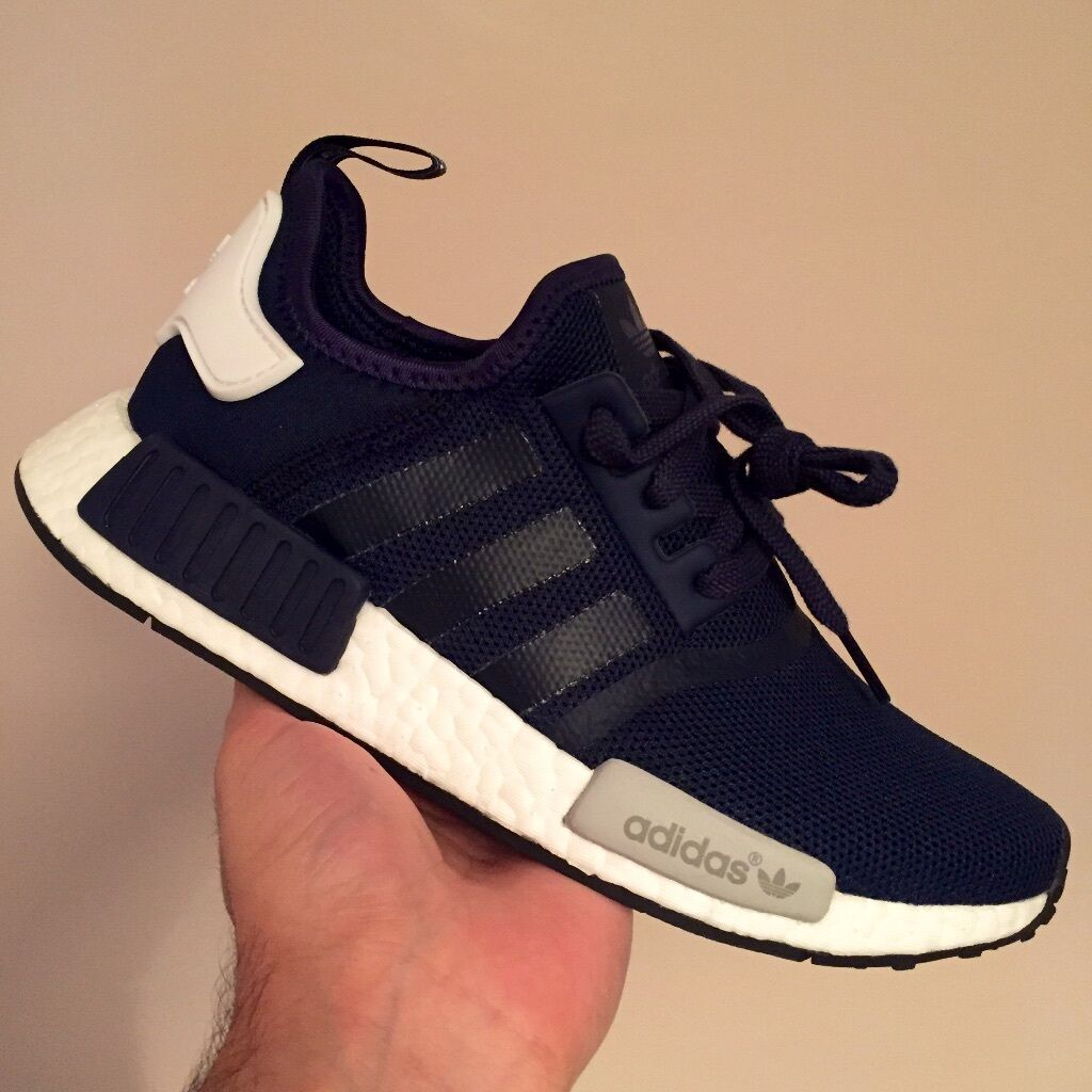 adidas nmd r1 limited edition brand new in box size uk 6. Black Bedroom Furniture Sets. Home Design Ideas