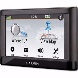 5-inch Garmin Nuvi Satellite Navigation