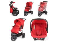 Mothercare Xtreme travel system NEW