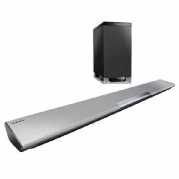 panasonic sc htb680egs silber 3 1 soundbar system in baden w rttemberg pforzheim weitere. Black Bedroom Furniture Sets. Home Design Ideas