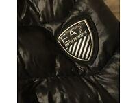 Limited edition EA7 Armani puffer coat