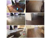 Floor layer carpet fitter vinyl karedean amtico laminate safety flooring