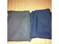 Two Pairs of Taylor Wright smart trousers