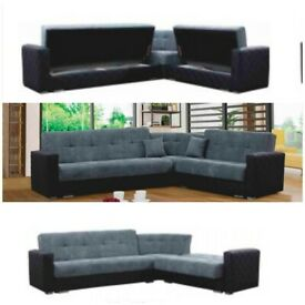 🥰Luxurious Style New 🥰3-Seater, 2-Seater, 3+2+1 & 5-Seater Corner Sofa Bed🥰 Available In Stock🥰
