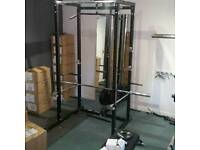 Power cage / rack - mirafit with pulleys