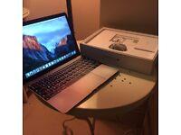 Apple MacBook Space Grey