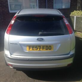 ford focus 1.6 ghia 5 door AUTOMATIC 57 reg