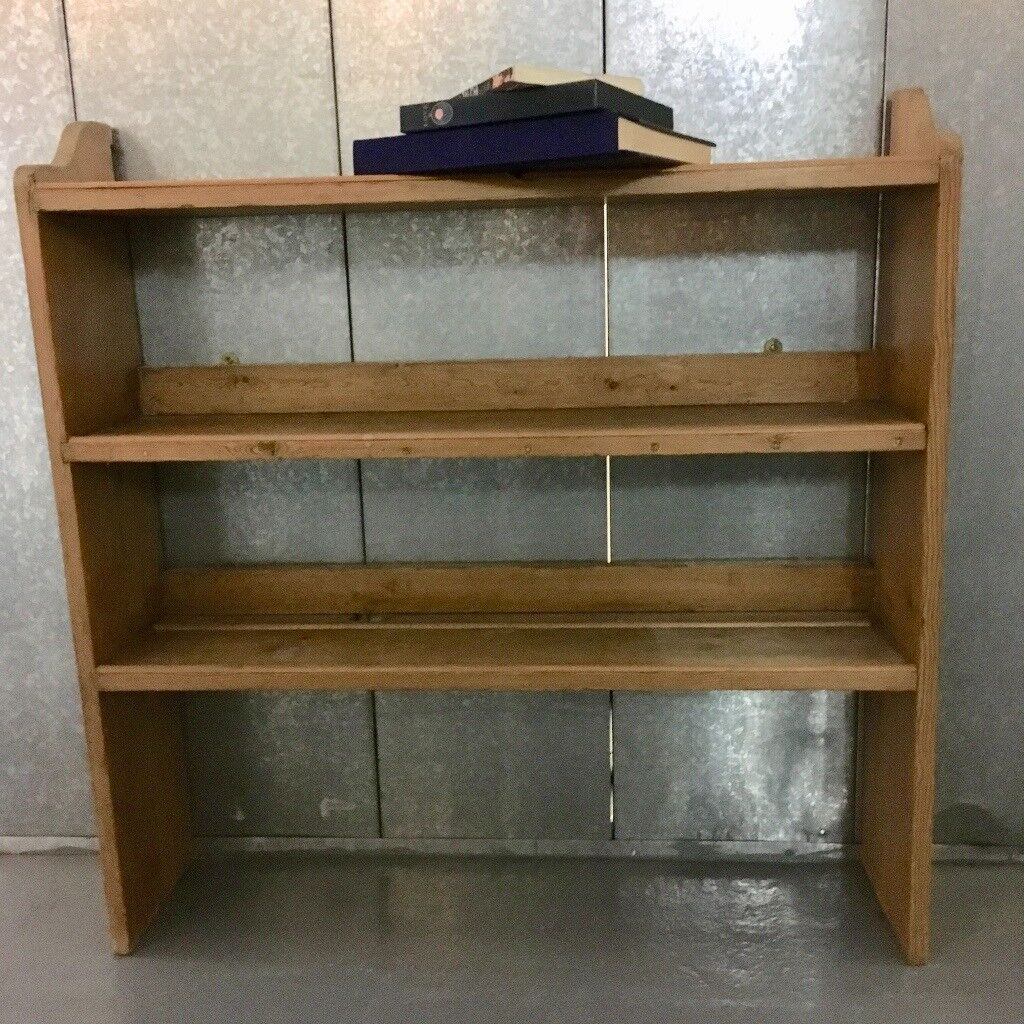 Marvelous Antique Pine Bookshelf In Bedminster Bristol Gumtree Download Free Architecture Designs Embacsunscenecom