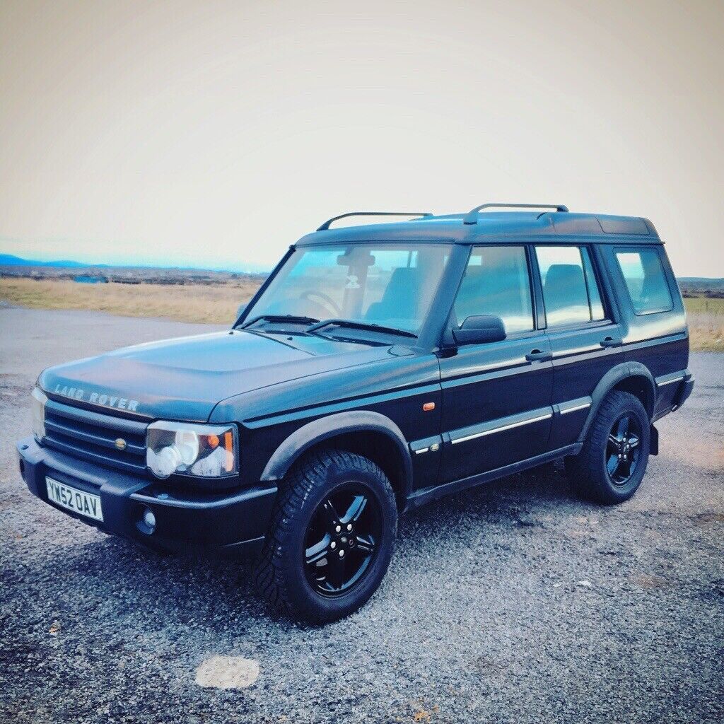 land rover discovery 2 td5 manual 2002