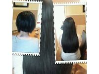 Mobile hairdresser and hair extension technician