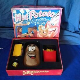 Vintage Hot Potato Game